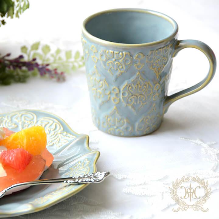 カップ&ソーサー・マグカップ