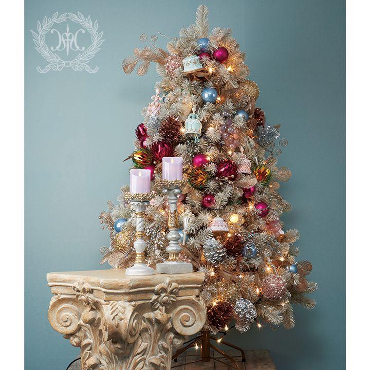 クリスマスツリーセット150cm/ミルキー