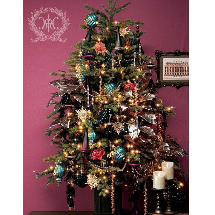 クリスマスツリーセット150cm/ノアール
