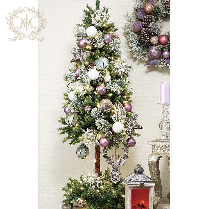 クリスマスツリーセット150cm/スノーフォレスト