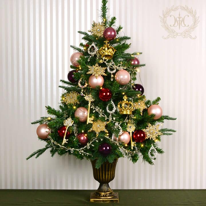 クリスマスツリーセット90cm/キャッスルオブオーロラ