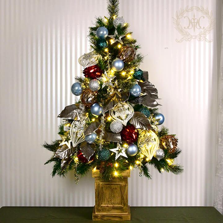 クリスマスツリーセット120cm/ウィンターオリオン