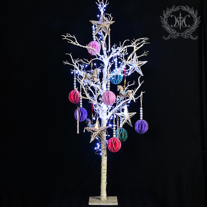 クリスマスツリーセット120cm/スターリーサーカス