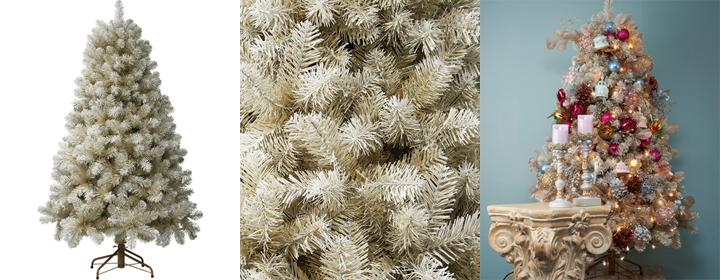 ホワイトシャンパンツリー150cm