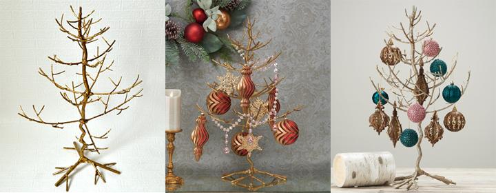 トゥイッグクリスマスツリー63cm