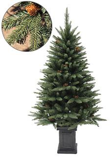 ワイドポットクリスマスツリー
