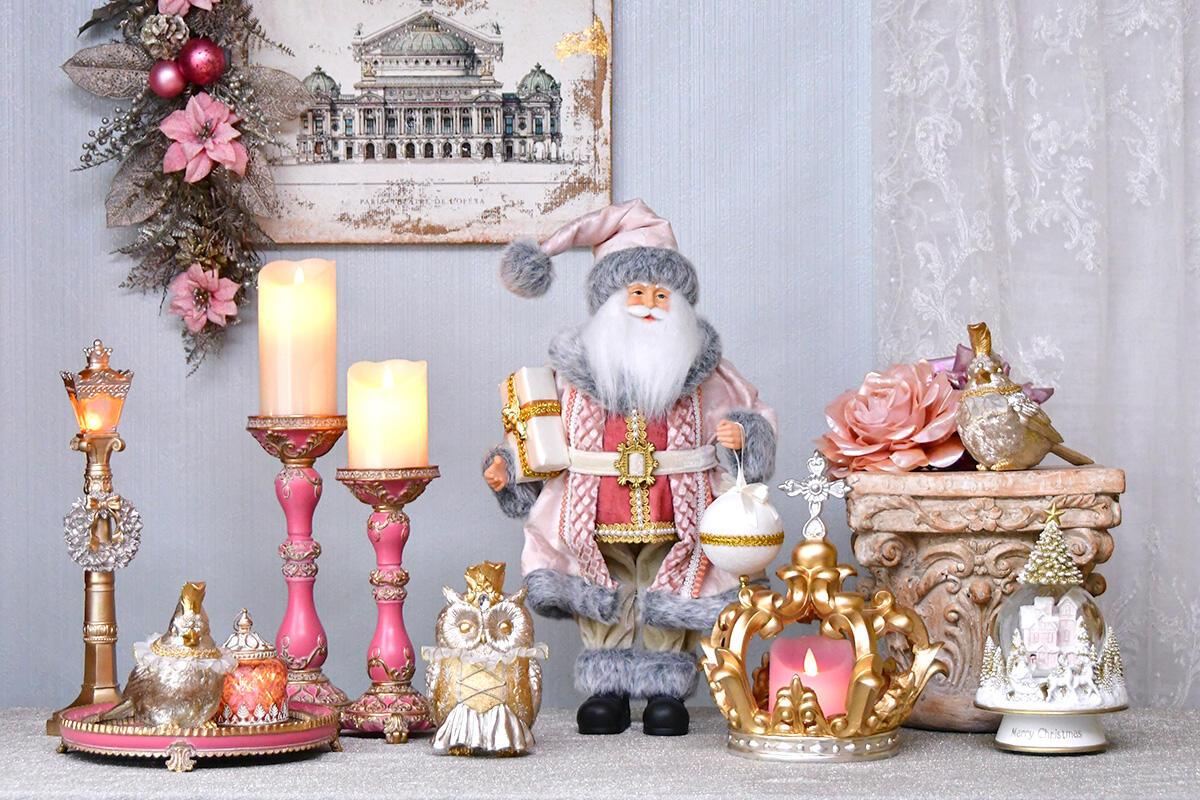 クリスマスインテリア 幻想的な大人のクリスマススタイル